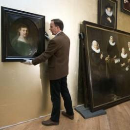 Rembrandt's vrouw naar Amsterdams museum