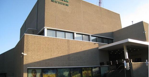Nieuwe inrichting voor Van Gogh museum